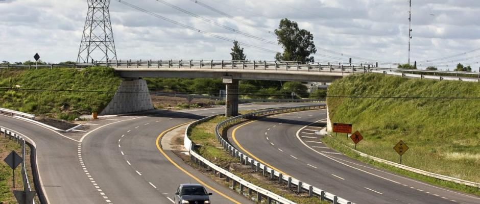 Nuevo paso alternativo en la ruta nacional 14